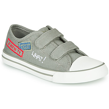 Chaussures Garçon Baskets basses Chicco COCOS Gris