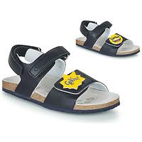 Chaussures Garçon Sandales et Nu-pieds Chicco HAZEL Bleu / Jaune