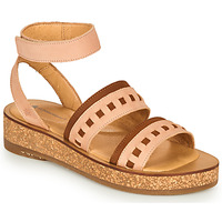 Chaussures Femme Sandales et Nu-pieds El Naturalista TÜLBEND Rose / Marron