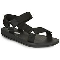 Chaussures Homme Sandales et Nu-pieds Camper Match Black