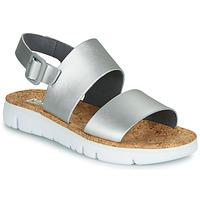Chaussures Femme Sandales et Nu-pieds Camper ORUGA Argent