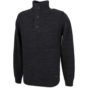 Vêtements Homme Pulls Petrol Industries Kwc206 black navy  pull Noir