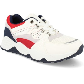 Chaussures Homme Baskets basses Tony.p BL-31 Blanco