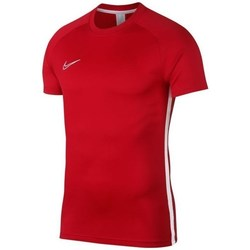 Vêtements Homme T-shirts manches courtes Nike Dry Academy Top rouge