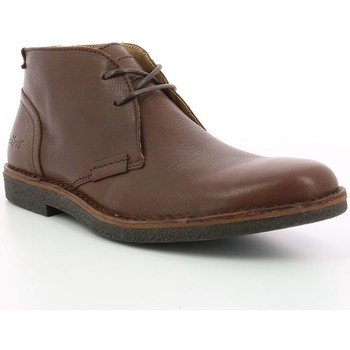 Chaussures Homme Boots Kickers Mistic MARRON