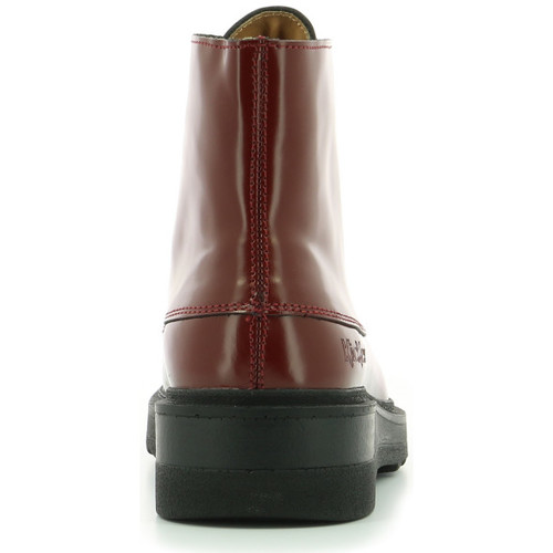 Adhemar Kickers boots femme rouge