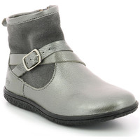 Chaussures Fille Boots Kickers Viktor GRIS