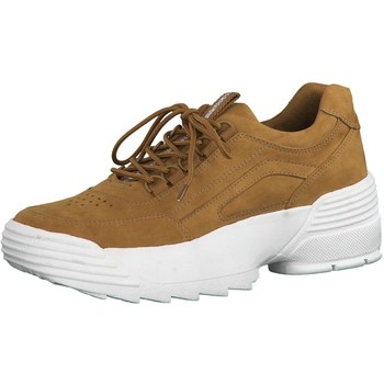 Chaussures Femme Baskets basses Marco Tozzi 23732 moutarde