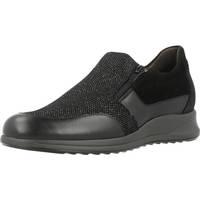 Chaussures Femme Mocassins Mateo Miquel 3079 Noir