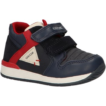 Chaussures Garçon Baskets basses Geox B940RC 085ME B RISHON Azul
