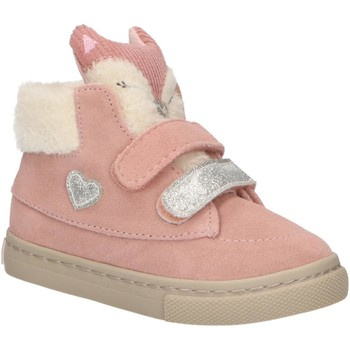Chaussures Fille Bottines Gioseppo 56320 Rosa