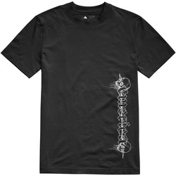 Vêtements Homme T-shirts manches courtes Emerica SPIKED SS TEE BLACK