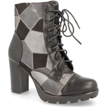 Chaussures Femme Bottes ville H&d LL88-255 Negro