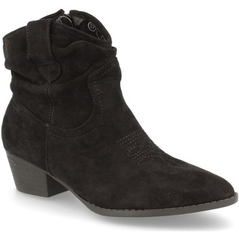 Chaussures Femme Bottines H&d YZ19-12 Negro