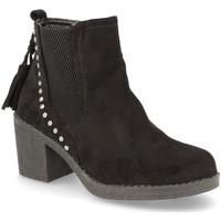 Chaussures Femme Bottines H&d YZ19-19 Negro