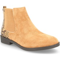 Chaussures Femme Bottines H&d YZ19-28 Camel