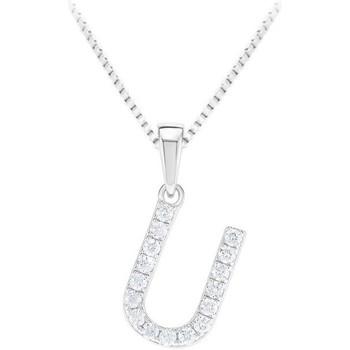 Montres & Bijoux Femme Colliers / Sautoirs Sc Crystal B1904-U Argenté