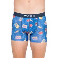 Sous-vêtements Homme Boxers Waxx Boxer BELAIR Bleu Marine