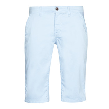 Vêtements Homme Shorts / Bermudas Casual Attitude MARINE Bleu