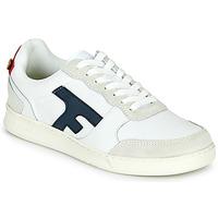 Chaussures Baskets basses Faguo HAZEL Beige / Marine / Rouge