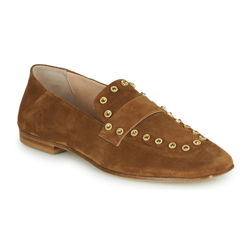 Chaussures Femme Mocassins Fru.it LEVITA Marron