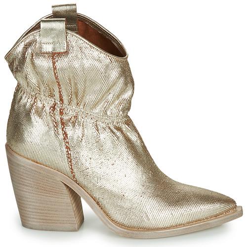 Prix Réduit Chaussures ihjdfh465DHU Fru.it LOVITE Doré
