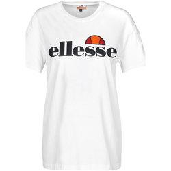 Vêtements Femme T-shirts manches courtes Ellesse T-shirt Albany blanc