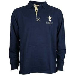 Vêtements Homme T-shirts & Polos Rwc 2019 Polo Webb Ellis Cup 2019 bleu Bleu