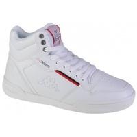 Chaussures Homme Baskets montantes Kappa Mangan blanc