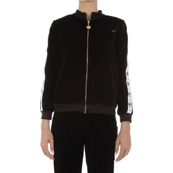 Vêtements Fille Sweats Chiara Ferragni 19AI-CFKF018 Noir