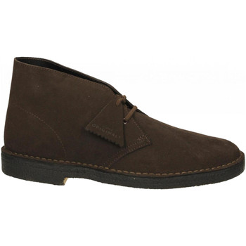 Chaussures Homme Boots Clarks DESERT BOOTS brown