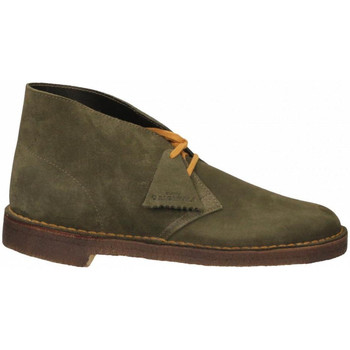 Chaussures Homme Boots Clarks DESERT BOOT M tobacco
