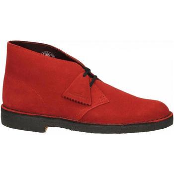Chaussures Homme Boots Clarks DESERT BOOT M brandy
