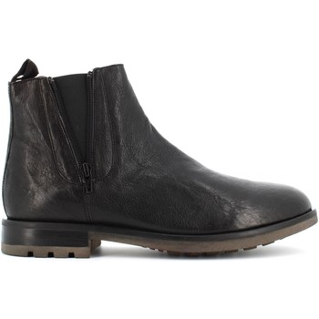 Chaussures Homme Boots Antica Cuoieria  Nero