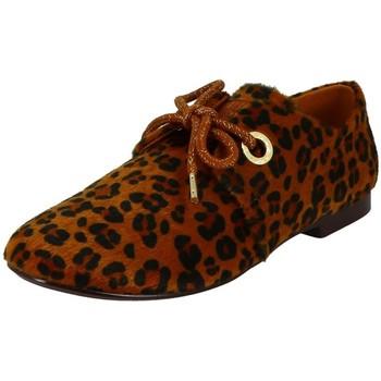 Chaussures Femme Derbies Armistice OLYMPE DERBY FAUVE COGNAC