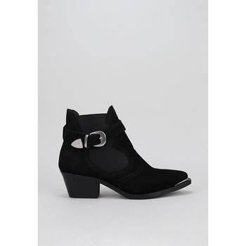 Chaussures Femme Bottines Krack ETOSHA Noir