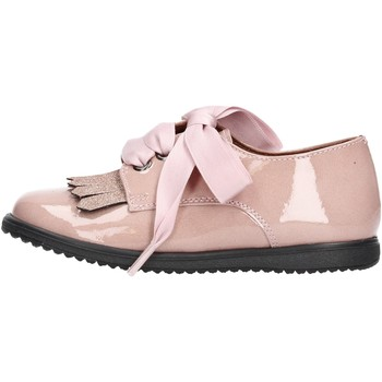 Chaussures Fille Derbies Clarys - Derby rosa 1434 ROSA