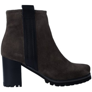 Chaussures Femme Bottines Pedro Miralles 25841 Botines de Mujer Gris
