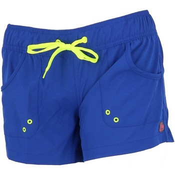 Vêtements Femme Shorts / Bermudas Culture Sud Towny marine short fun Bleu marine / bleu nuit