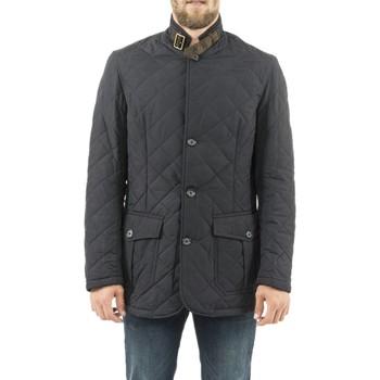 Vêtements Homme Parkas Barbour mqu0508 bleu