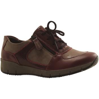 Chaussures Femme Derbies Swedi ELENA BORDEAUX