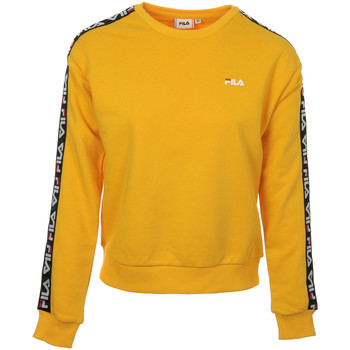 "Sweat-shirt Fila Wn's Tivka Crew Sweat ""Citrus"""