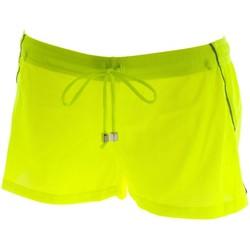 Vêtements Femme Shorts / Bermudas Culture Sud Seato  jaune short ete Jaune