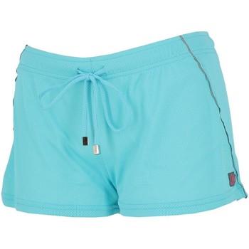 Vêtements Femme Shorts / Bermudas Culture Sud Seato bleu short ete Bleu moyen