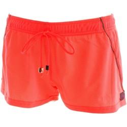 Vêtements Femme Shorts / Bermudas Culture Sud Seato sun short ete Orange
