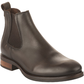 Chaussures Homme Boots First Collective Boots homme -  - Marron fonce - 40 MARRON