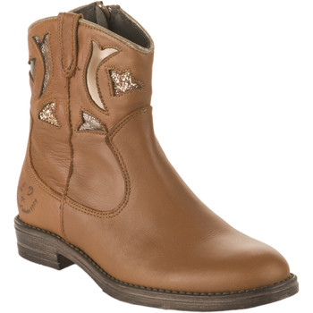 Chaussures Fille Boots Little David Boots fille -  - Naturel - 31 NATUREL