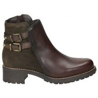 Chaussures Femme Bottines Serenity 4494 Marron