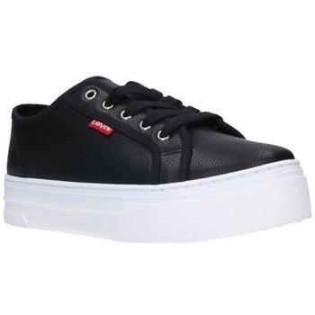 Chaussures Femme Baskets basses Levi's 230704 794-60 Mujer Negro noir