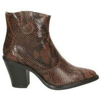 Chaussures Femme Bottines Stilmoda 9708 Marron